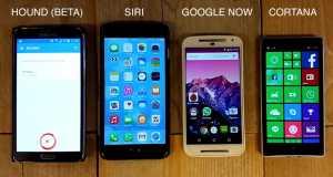 Hound umileste Siri, Google Now si Cortana