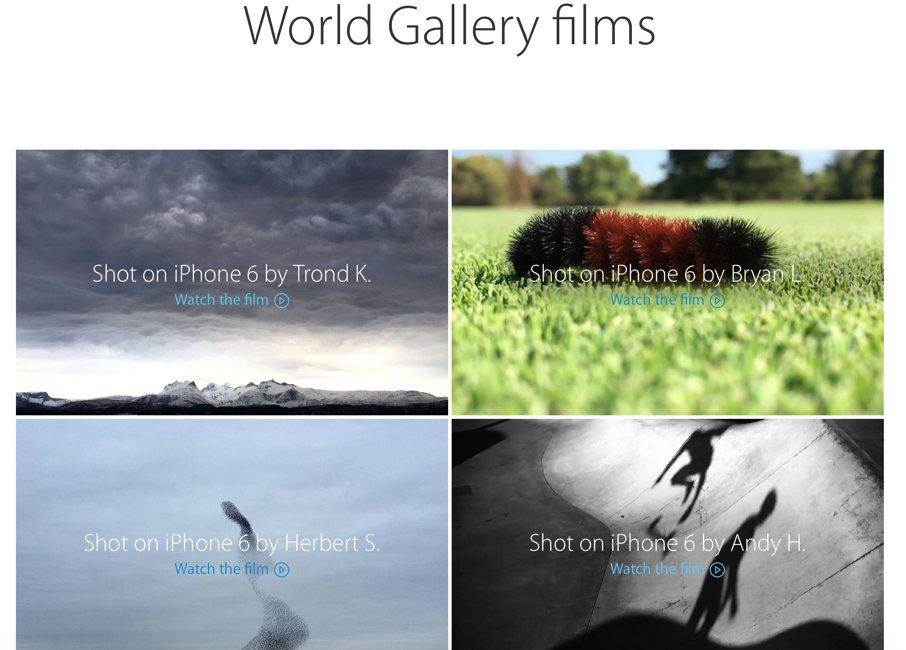 Inregistrat cu iPhone 6