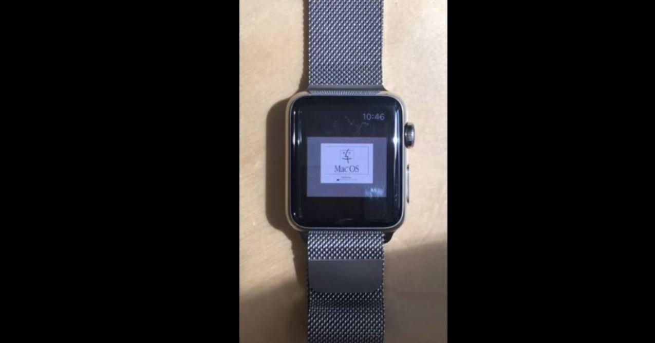 Mac OS Apple Watch