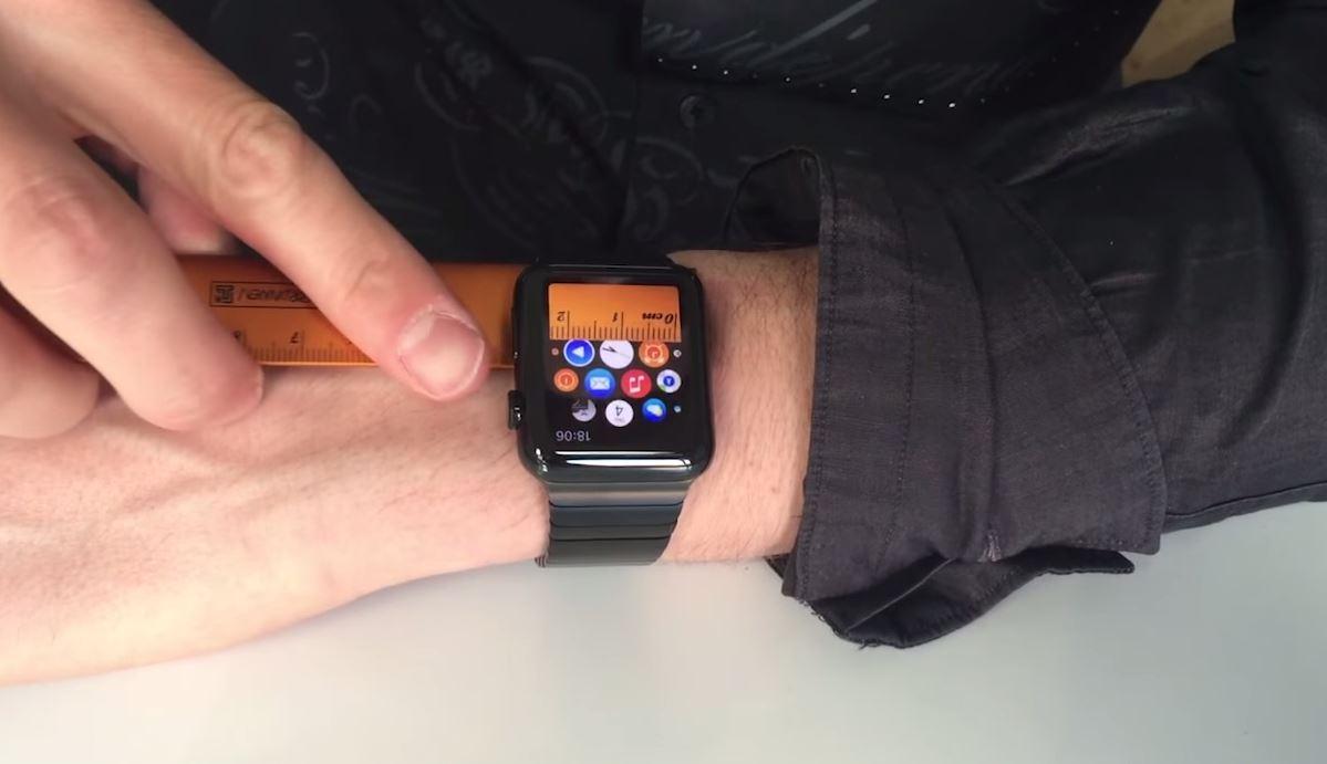 Magie Apple Watch