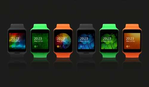 Moonraker Microsoft smartwatch 1