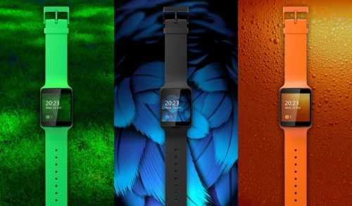 Moonraker Microsoft smartwatch 3