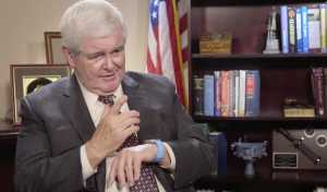 Newt Gingrich review Apple Watch