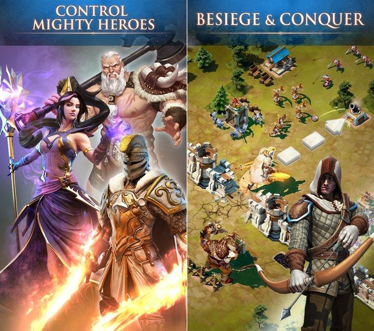 Siegefall cea mai buna aplicatie a saptamanii pentru iPhone