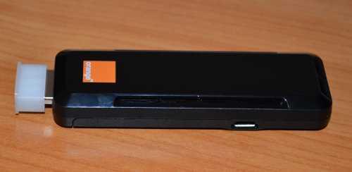 Stick-ul Orange TV 1