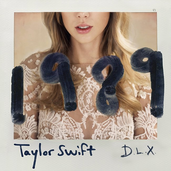 Taylor Swift 1989 Deluxe Album Cover | www.imgkid.com - The Image Kid Has It!