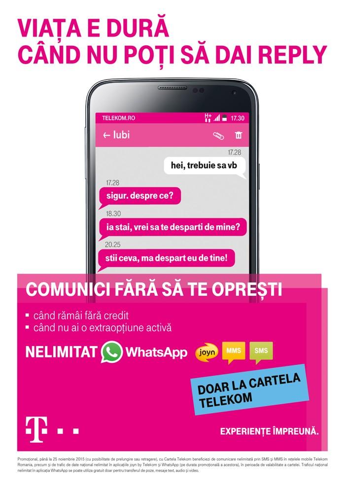 Telekom Comunici Nelimitat