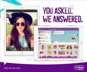 Viber iPad