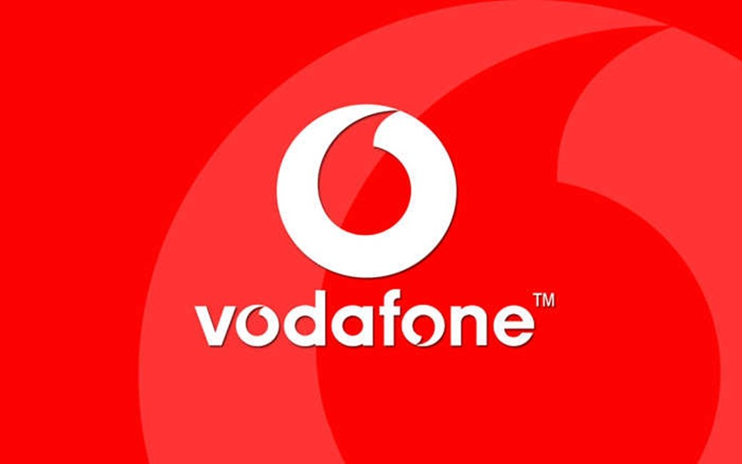 Vodafone Romania logo