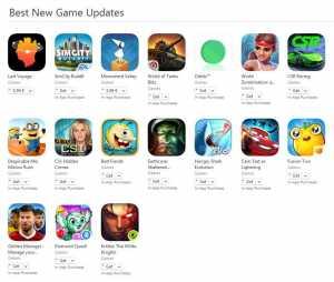actualizari jocuri