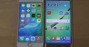 iOS 9 Siri vs Samsung S Voice