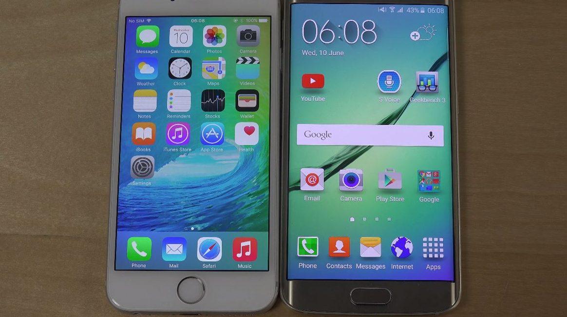 iOS 9 Siri vs Samsung S Voice