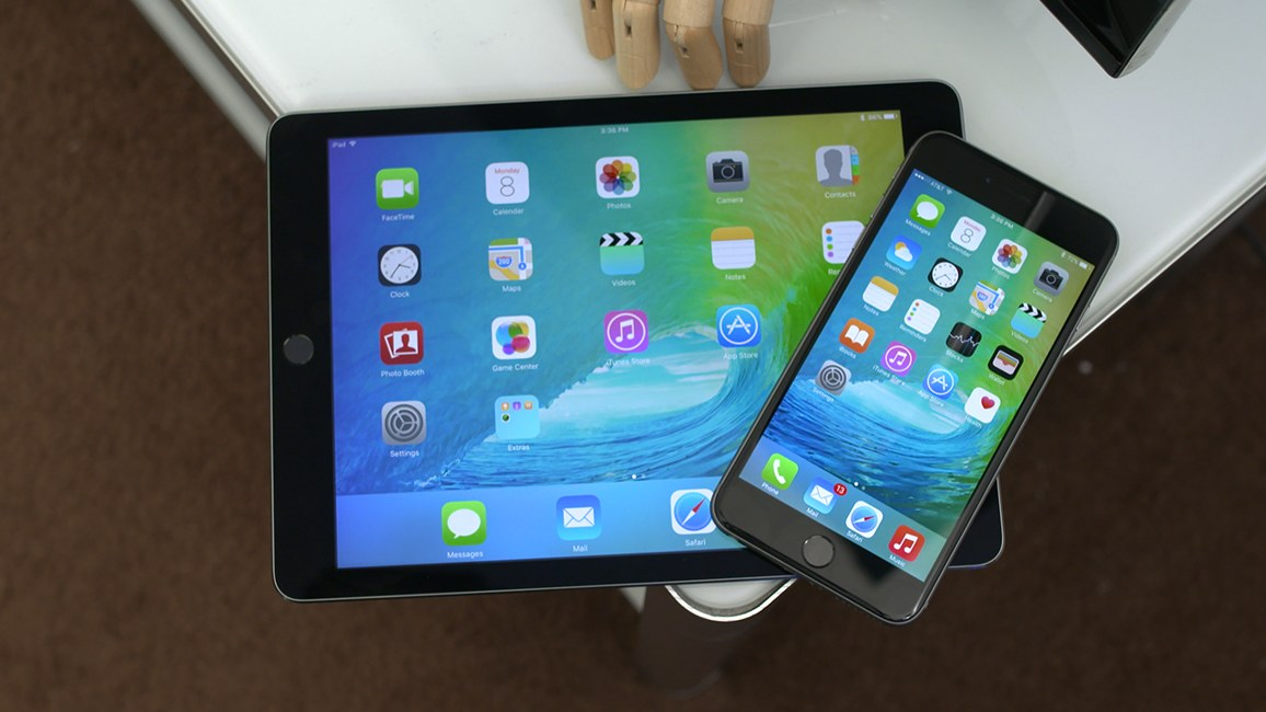 iOS 9 iPhone si iPad