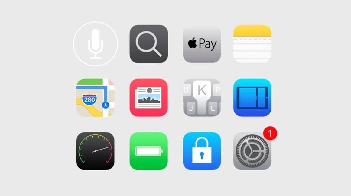 iOS 9 inovator imitator