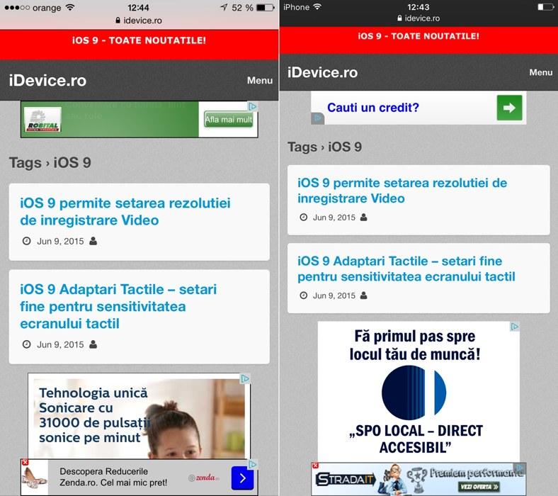 iOS 9 vs iOS 8 font 3