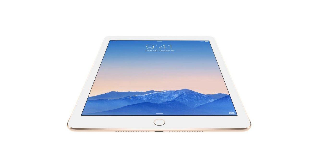 iPad aurie