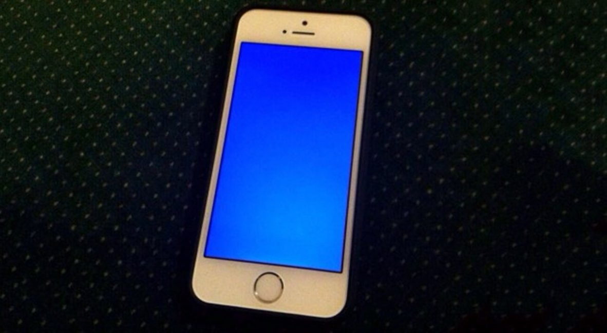 iPhone 6 BSOD