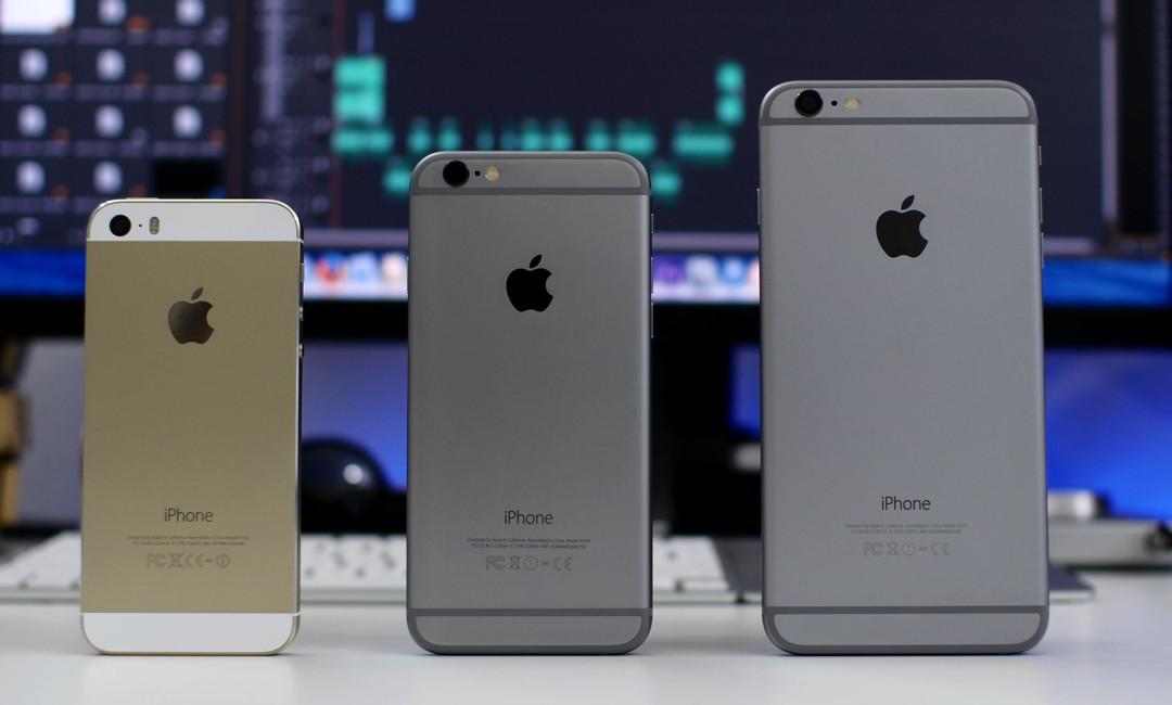 iPhone 6S camera in afara carcasei