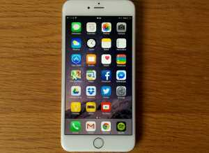 iPhone 6S cu Force Touch