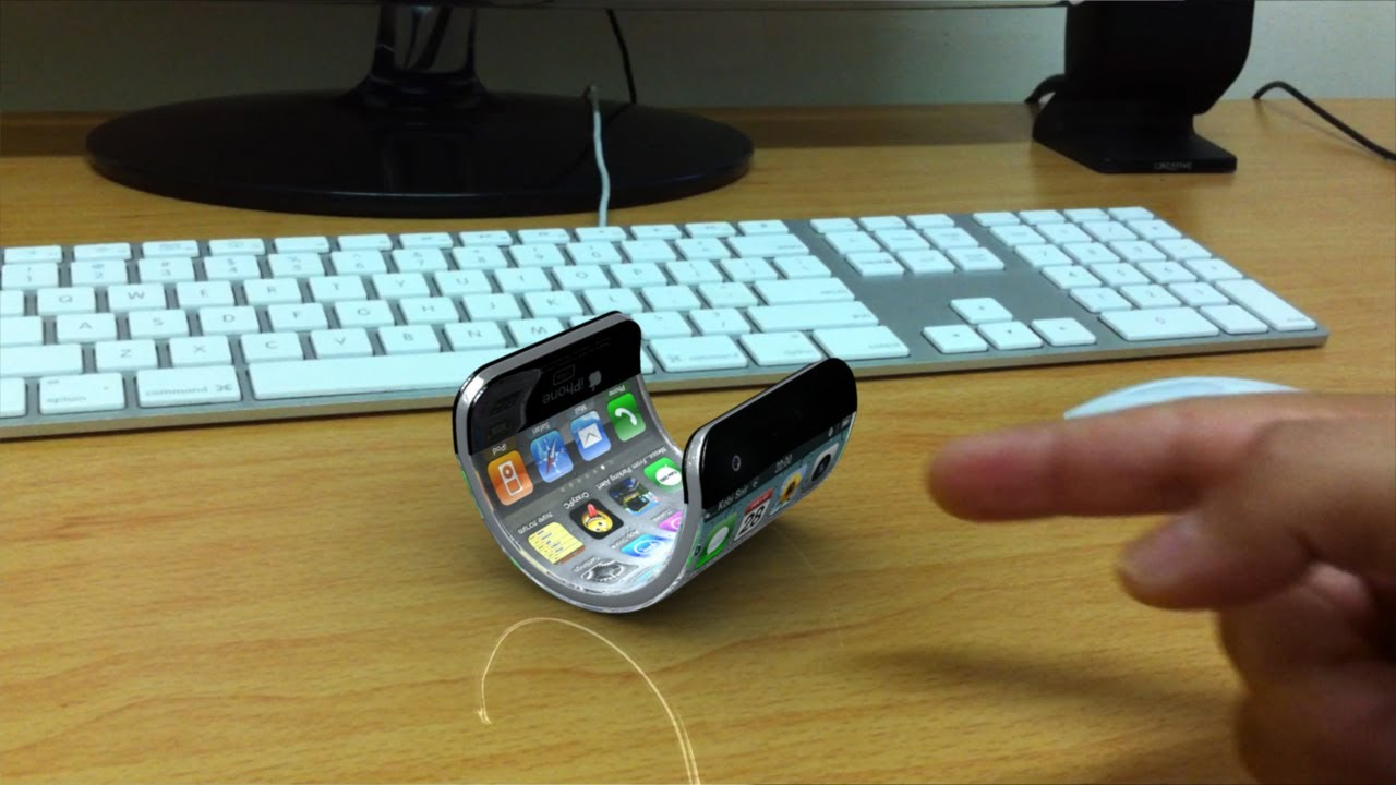 iPhone flexibil