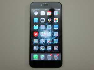 iPhone panou frontal