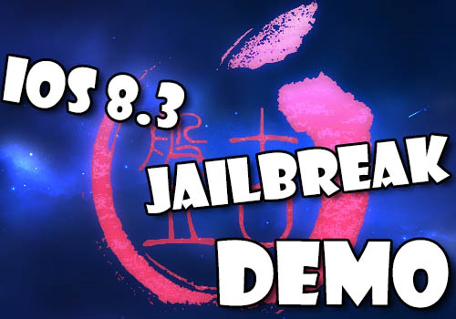 ios 8.3 jailbreak demonstrat