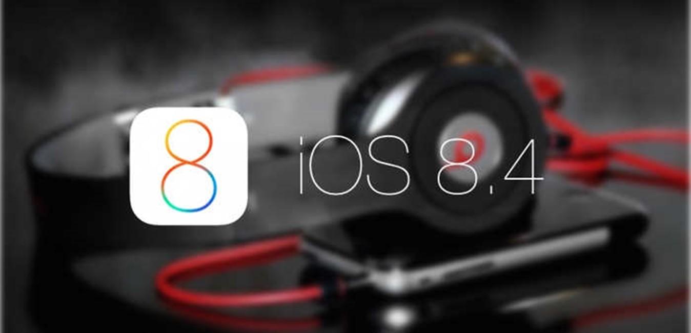 lansare iOS 8.4 marti ora 1800 Romania