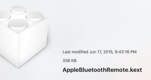 telecomanda multitouch Bluetooth