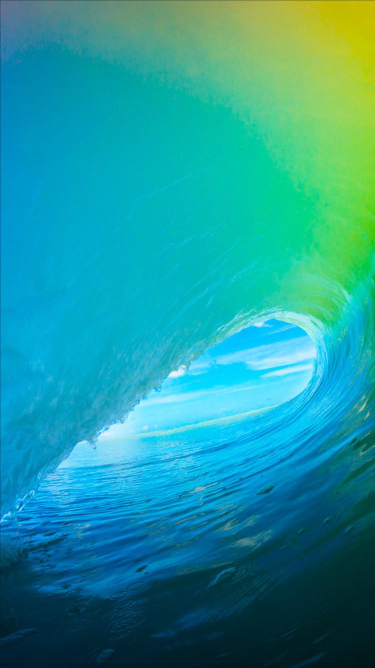 wallpaper iOS 9 iphone