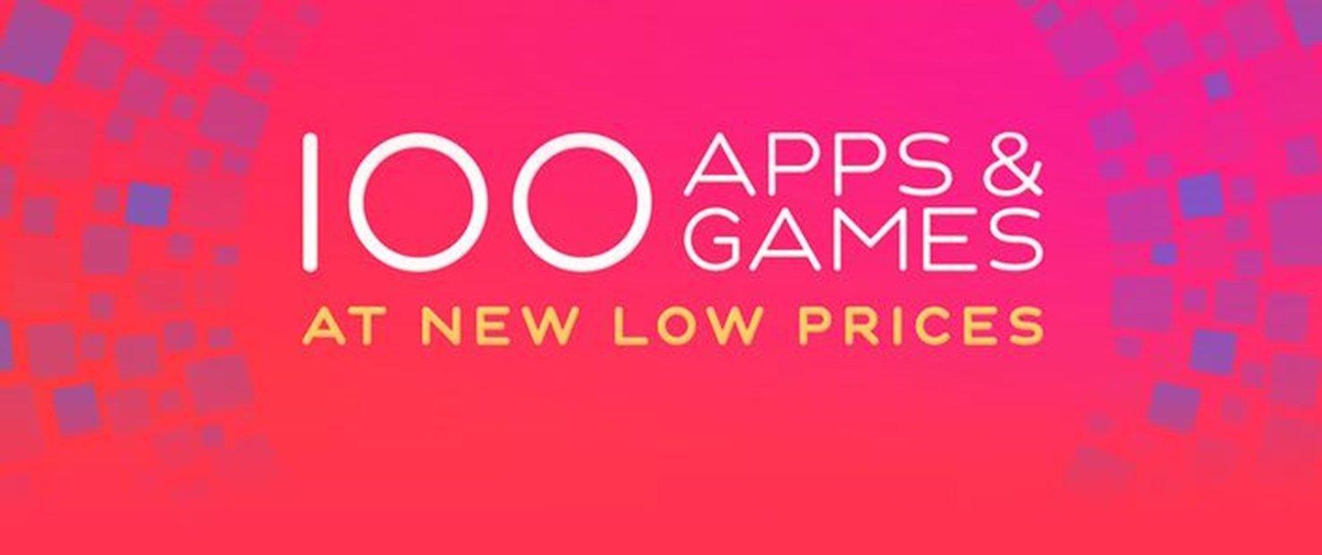 100 jocuri si aplicatii reducere