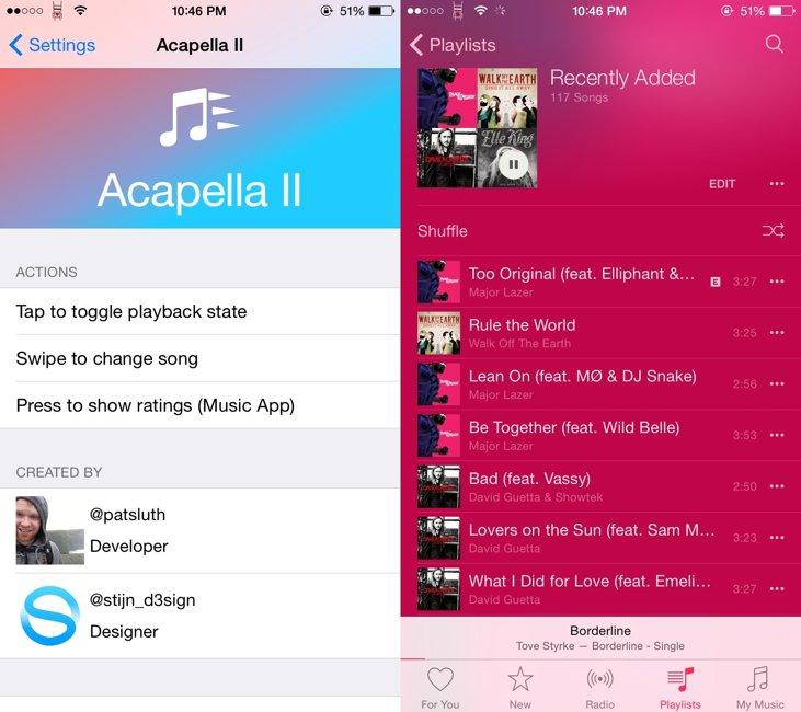 Acapella II