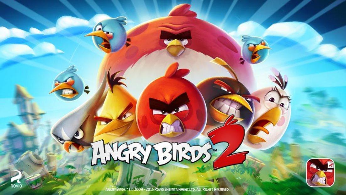Angry Birds 2 1 milion descarcari