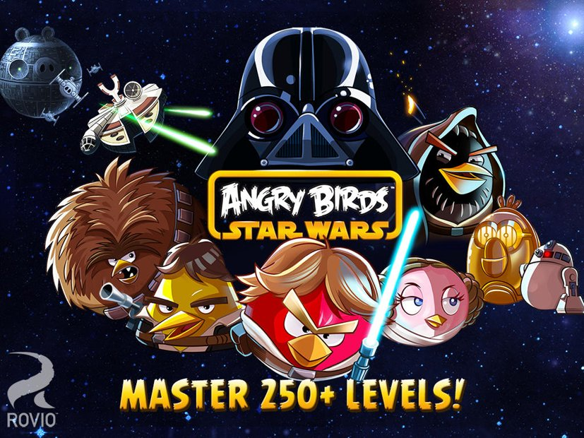 Angry Birds Star Wars HD