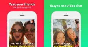Aplicatie mesagerie Yahoo