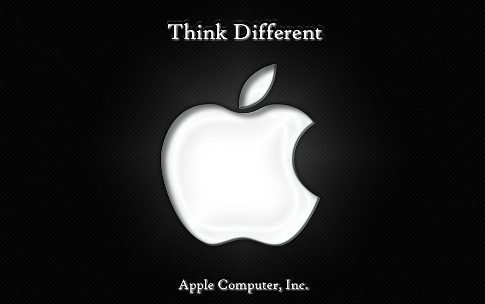 Apple Think