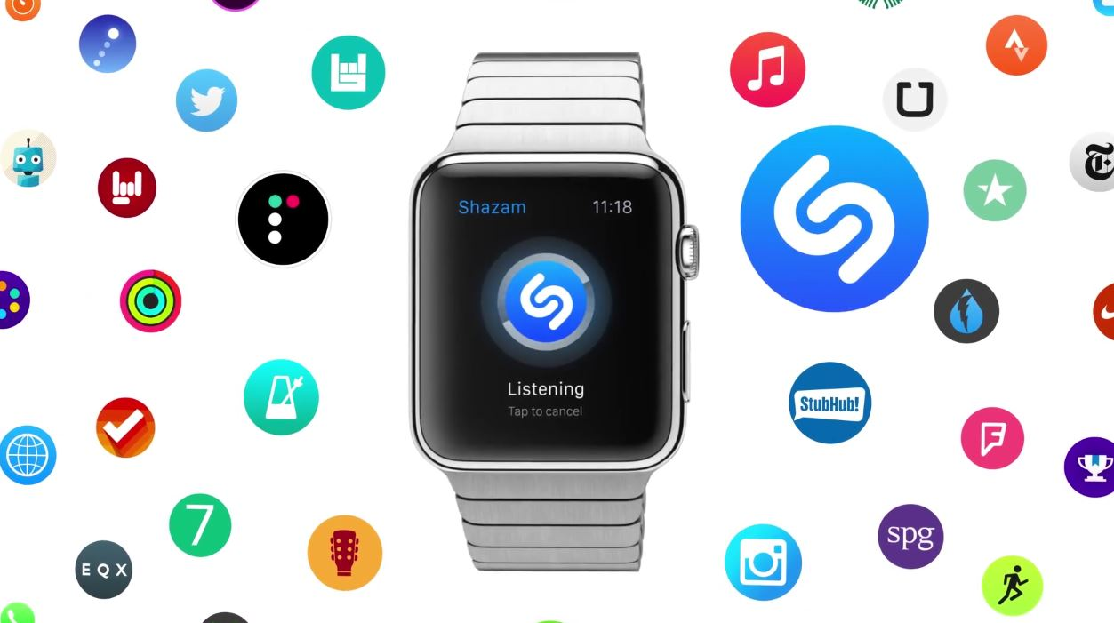Apple Watch muzica