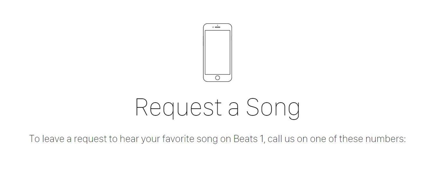 Beats 1 Radio cere melodie