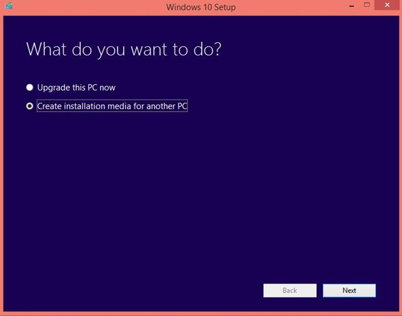Descarca Windows 10