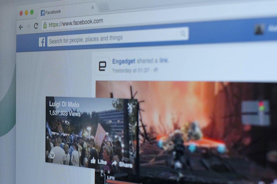 Facebook clipuri video zburatoare