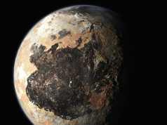 Imagine planeta Pluto