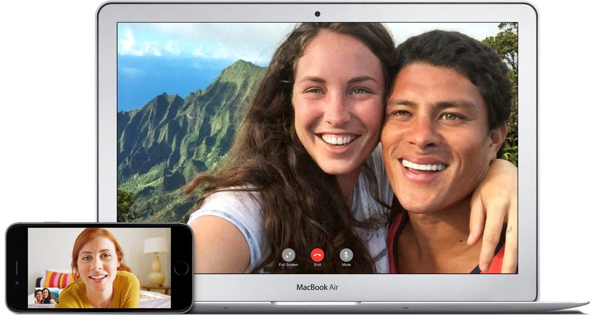 MAcBook FaceTime driver update