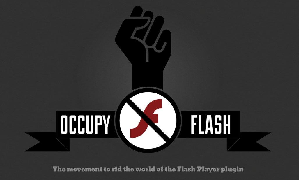 Mozilla blocheaza flash