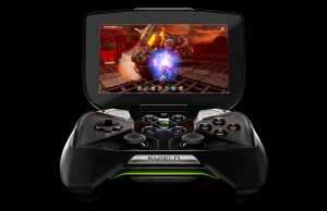 Nvidia SHIELD chemat in service