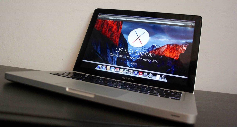 OS X El Capitan beta 5