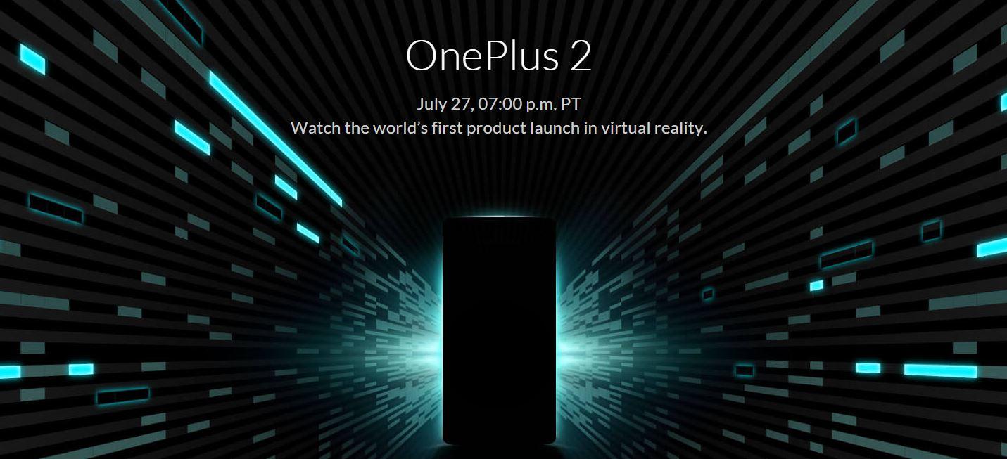 OnePlus 2 lansare