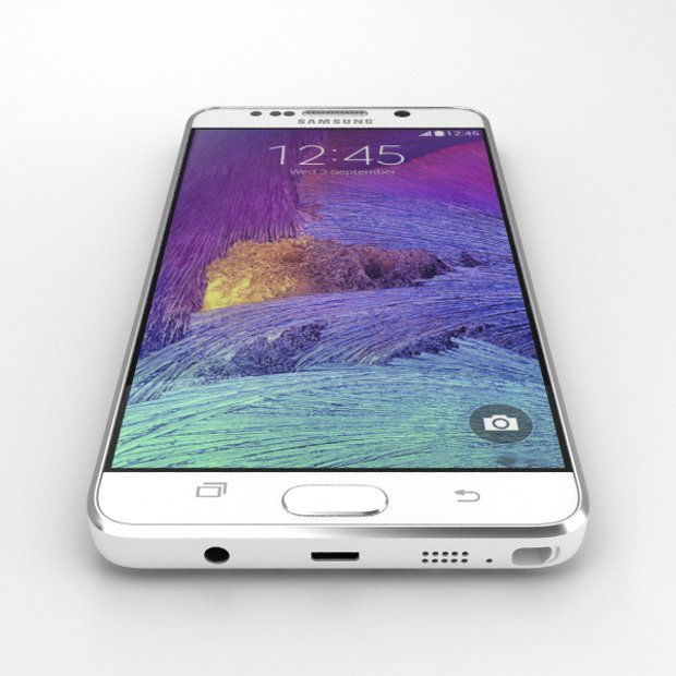Samsung Galaxy Note 5 cum arata