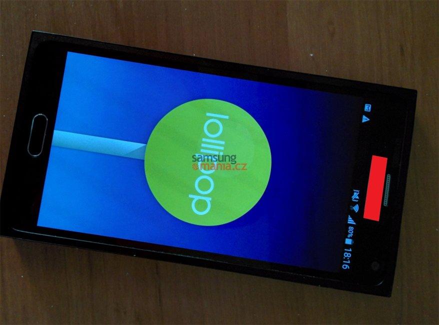 Samsung Galaxy Note 5 imagine reala