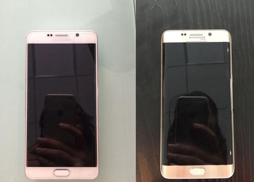 Samsung Galaxy S6 inregistrat iPhone 6
