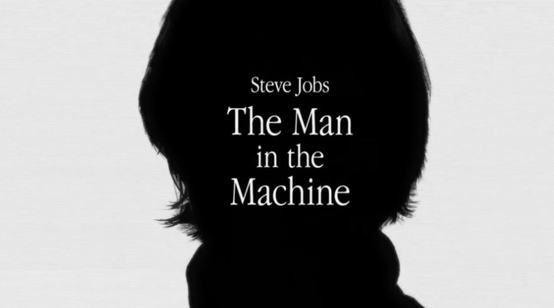 Steve Jobs man machine