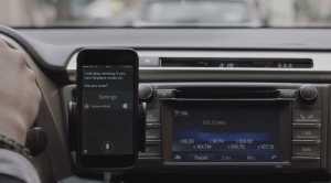 Toyota siguranta rutiera Siri